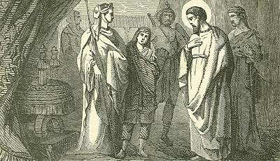Święty Frumencjusz, biskup (17.10.2020)
