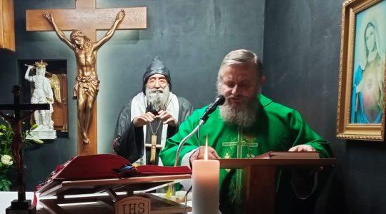 Transmisja Mszy Świętej-Florencja 29.10.2020
