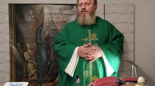 Transmisja Mszy Świętej-XXXII Niedziela Zwykła- Florencja 08.11.2020