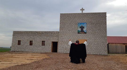 Powitanie św. Charbela w pustelni we Florencji-Benvenuto a San Charbel nel eremo-24.10.2020