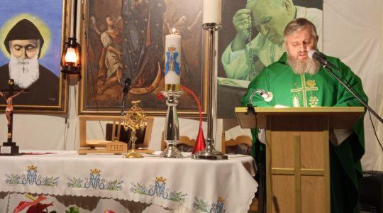 La Santa Messa in diretta alle ore 19.00-XXVIII Domenica Tempo Ordinario-11.10.2020