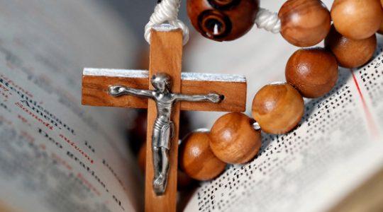 Modlitwa Różańcowa-Santo Rosario-parafia Matki Bożej Wniebowziętej i św. Charbela-Florencja 1.10.2020
