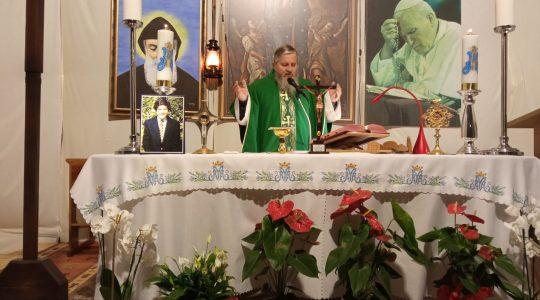 La Santa Messa in diretta ore 19.00- Florencja 18.10.2020