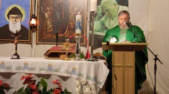 Transmisja Mszy Świętej godz. 11.00-XXIX Niedziela Zwykła-Florencja 18.10.2020