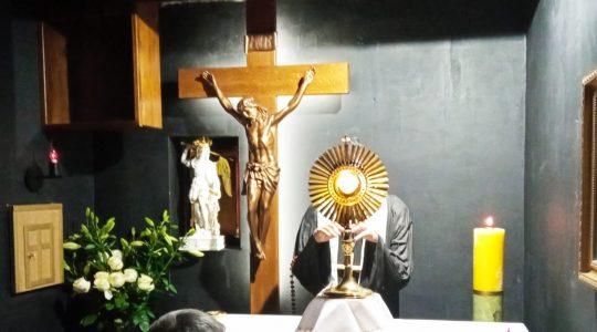 Transmisja modlitwy różańcowej-Santo Rosario in diretta-Florencja 26.10.2020