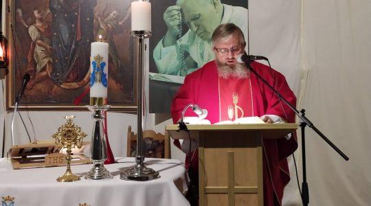 La Santa Messa in diretta-19.10.2020