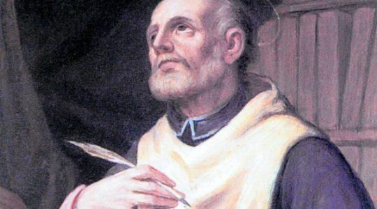 Święty Jan Kanty, prezbiter (20.10.2020)