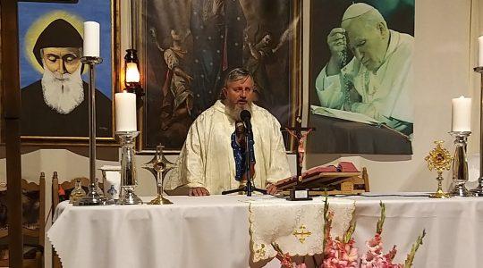 La Santa Messa in diretta-Santi Angeli Custodi 02.10.2020