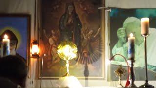 Modlitwa Różańcowa-Il Santo Rosario-02.10.2020