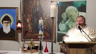 La Santa Messa in diretta-05. 10.2020