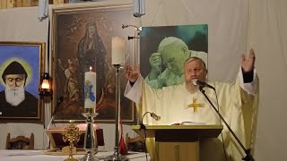 La Santa Messa in diretta-Santa Edvige-16.10.2020