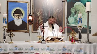 Transmisja Mszy Świętej-Florencja godz. 20.30- (20.10.2020)