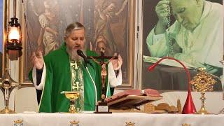 La Santa Messa in diretta-21.10.2020