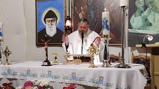 Transmisja Mszy Świętej-Wspomnienie Świętego Jana II-22.10.2020