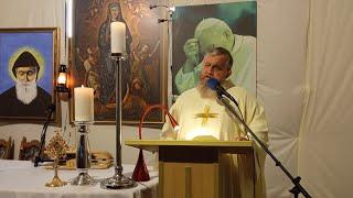 Transmisja Mszy Świętej-Święta Teresa od Dzieciątka Jezus-Florencja 1.10.2020