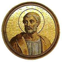 Święty Klemens I, papież i męczennik (23.11.2020)