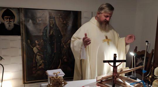 La Santa Messa in diretta-San Martino di Tours 11.11.2020
