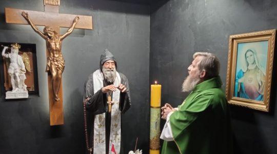 Transmisja Mszy Świętej- XXXIII Niedziela Zwykła-Florencja godz.11.00-15.11.2020
