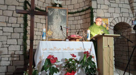 Transmisja Mszy Świętej-Florencja 17.11.2020