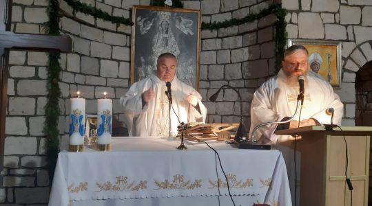 Transmisja Mszy Świętej-Florencja 20.11.2020