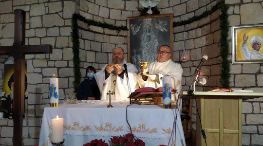 Transmisja Mszy Świętej-Uroczystość Chrystusa Króla, godz. 16.00-Florencja 22.11.2020