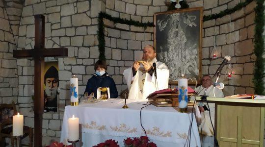 Transmisja Mszy Świętej-Uroczystość Chrystusa Króla- Florencja 22.11.2020