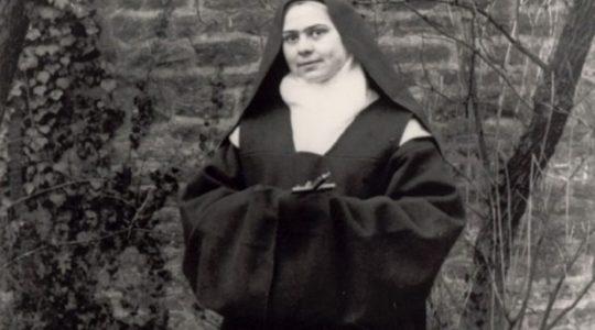 Święta Elżbieta od Trójcy Przenajświętszej, dziewica (08.11.2020)
