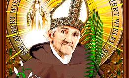 Święty Albert Wielki, biskup i doktor Kościoła (15.11.2020)