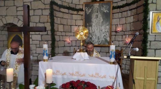 Modlitwa różańcowa w intencji zmarłych-Santo Rosario per i defunti-Florencja 22.11.2020