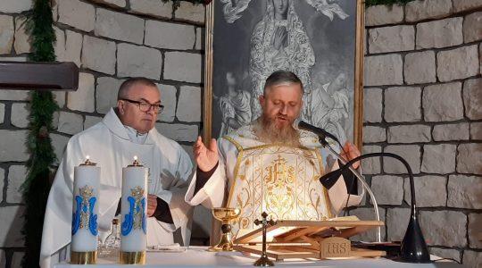 Transmisja Mszy Świętej-Florencja 18.11.2020