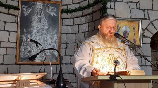 La Santa Messa in diretta-Nostro Signore Gesù Cristo Dell'Universo-Florencja 22.11.2020