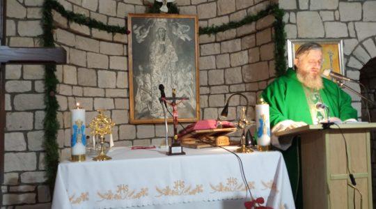 La Santa Messa in diretta-Florencja 17.11.2020