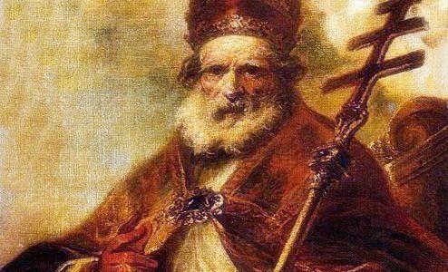 Święty Leon Wielki, papież i doktor Kościoła (10.11.2020)