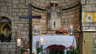 La Santa Messa in diretta-Florencja 23.11.2020