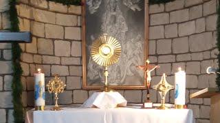 Modlitwa różańcowa w intencji zmarłych-Santo Rosario per i defunti-Florencja 20.11.2020