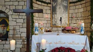 Transmisja Mszy Świętej-Florencja 23.11.2020
