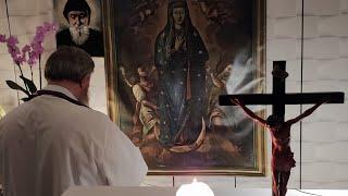 Modlitwa różańcowa w intencji zmarłych-Santo Rosaario per i defunti-Florencja 07.11.20-20