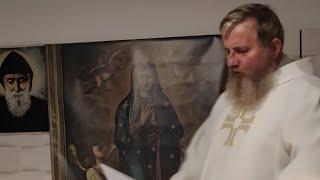Transmisja Mszy Świętej-Florencja 10.11.2020