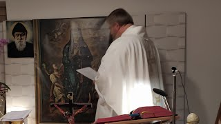 La Santa Messa in diretta-Florencja 10.11.2020