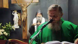 Transmisja Mszy Świętej-XXXIII Niedziela Zwykła 15.11.2020