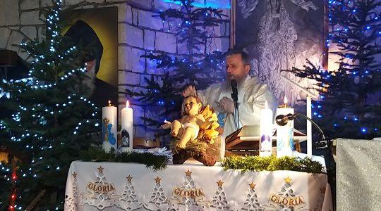 Transmisja Mszy Świętej o godz. 11.00-II Niedziela Po Narodzeniu Pańskim-KKN Florencja 03.01.2021