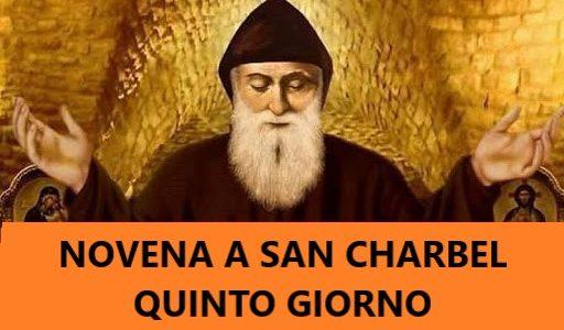 NOVENA A SAN CHARBEL MAKHLOUF-QUINTO GIORNO (19.12.2020)