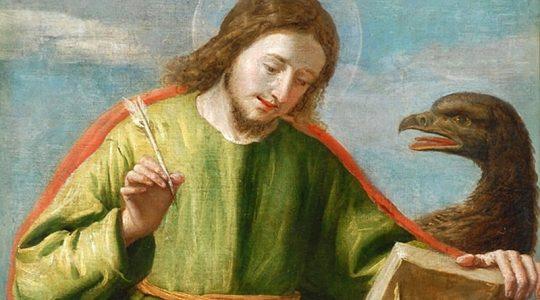 Święty Jan, Apostoł i Ewangelista (28.12.2020)