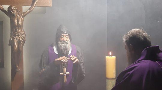 Dziś rocznica urodzin dla nieba św. Charbela (24.12.2020)