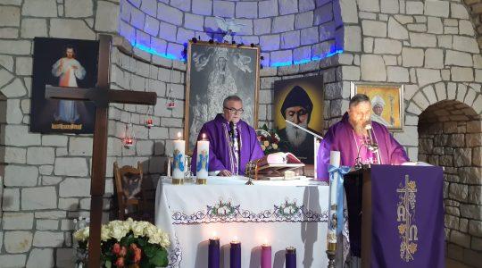 Transmisja Mszy Świętej-Florencja 23.12.2020