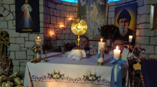 Nabożeństwo dziękczynne i Te Deum za rok 2020 o godz. 19.45-Florencja 31.12.2020