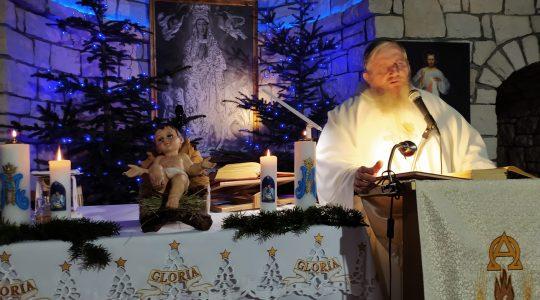 Transmisja Mszy Świętej o godz.11.00-Uroczystość Objawienia Pańskiego-KKN Florencja 06.01.2021