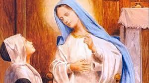 Święta Katarzyna Laboure, dziewica i zakonnica (31.12.2020)