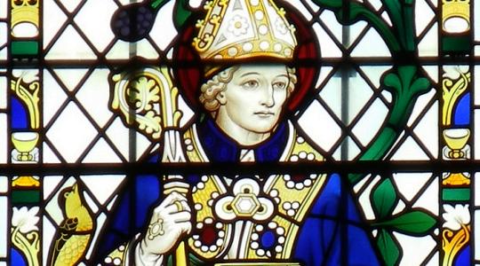 Święty Egwin, biskup (30.12.2020)