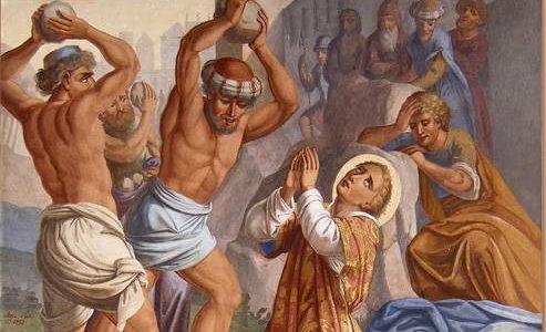 Święty Szczepan, diakon pierwszy męczennik (26.12.2020)